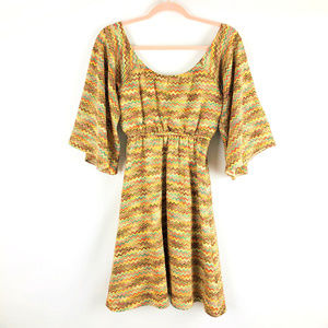 Judith March VTG Style 70's Dress